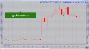 Игорь Степанов опционы